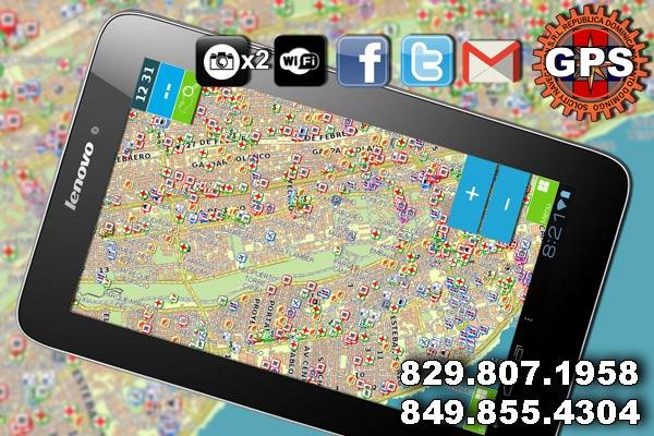 Un GPS para vehiculos en oferta a 5 mil pesos dominicanos en Santo Domingo