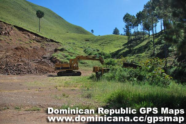 GPS Dominican Republic maps